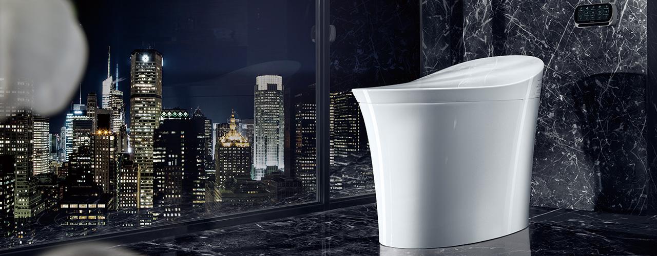 Veil Intelligent Toilet Intelligent Toilets Kohler China
