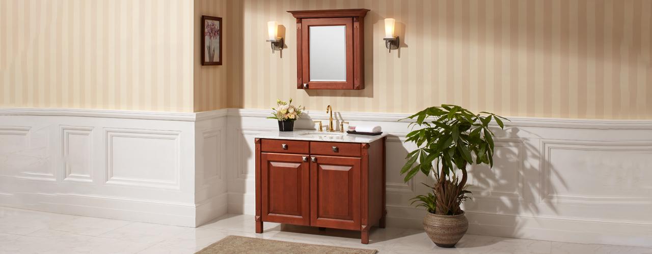 精选浴室家具