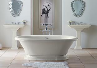 高品位浴室设计