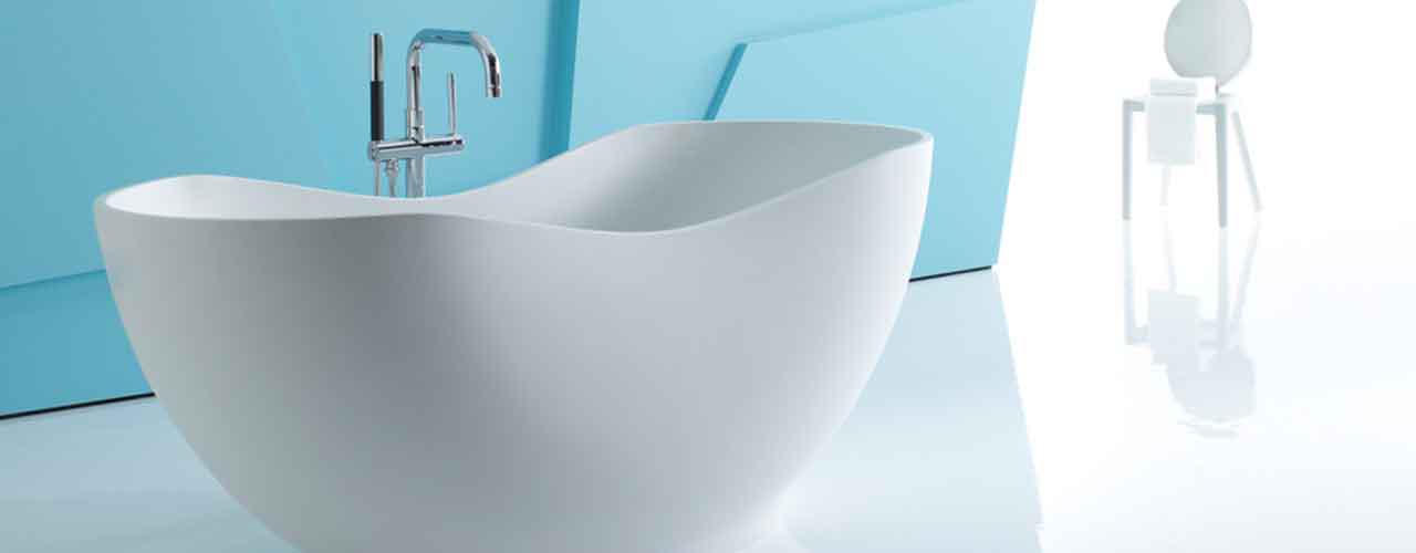 Lithocast Freestanding Baths - Material_Lithocast_ Kohler China