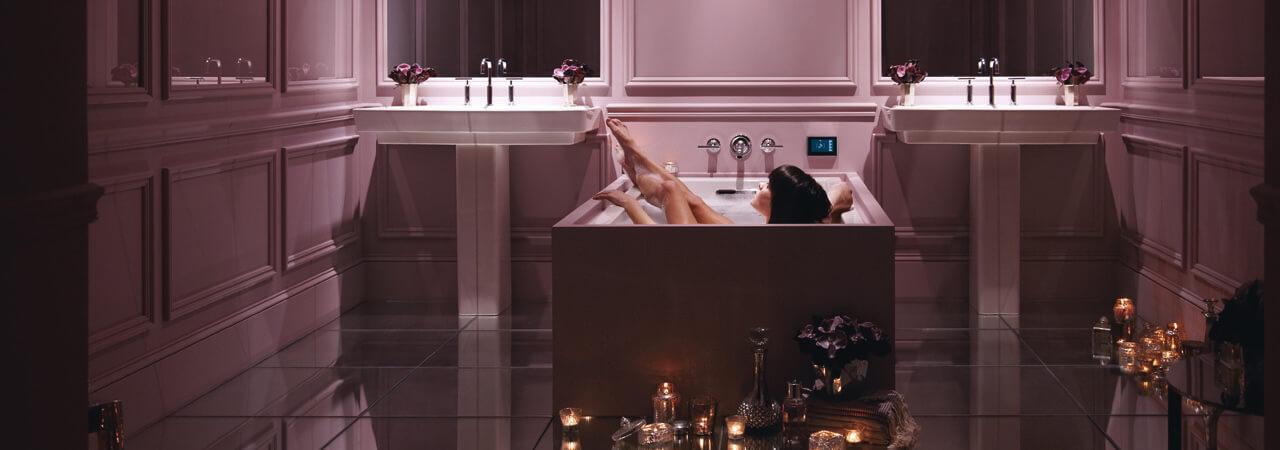 现代卫浴套间