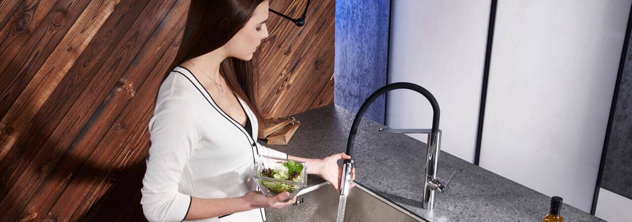 厨房节水措施