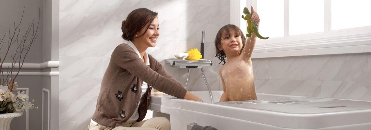 安排浴室布局需要考虑问题