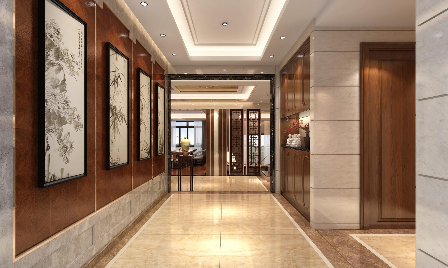 城市:福州市 | 风格:中式风格 | 户型:别墅豪宅 | 面积:326m&sup2