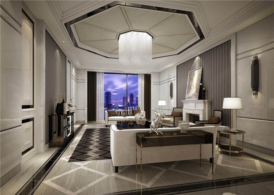城市:昆明市 | 风格:欧式风格 | 户型:别墅豪宅 | 面积:320m&sup2