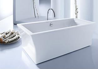 怎样装饰白色卫浴